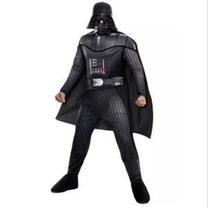 NEW Mens Rubies Star Wars Darth Vader Costume